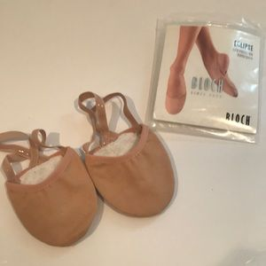 "Bloch sole protection dance ""shoes"""